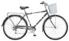 Велосипед 28' дорожный STELS NAVIGATOR-350 Gent черный, 7ск., 20' + корзина