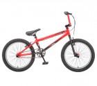 Велосипед TECH TEAM 20' BMX JUMP красный/черный