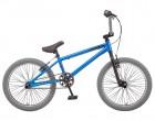 Велосипед TECH TEAM 20' рама алюминий BMX DUKE синий-черный