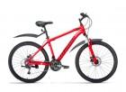 Велосипед 26' хардтейл, рама алюминий FORWARD HARDI 26 2.0 disc красный, 21ск., 17' RBKW9M66Q008