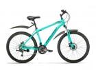 Велосипед 26' хардтейл, рама алюминий FORWARD HARDI 26 2.0 disc мятный, 21ск., 17' RBKW9M66Q011 (20)