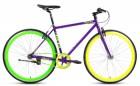 Велосипед 28' дорожный FORWARD INDIE JAM 1.0 фиолетовый, 18' RBKW7YN81002