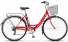Велосипед 28' дорожный STELS NAVIGATOR-395 красный 7 ск., 20' LU079399