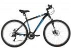 Велосипед 27,5' хардтейл, рама алюминий FOXX ATLANTIC D черный, диск, 18ск., 20' 27AHD.ATLAND.20BK1