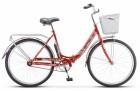 Велосипед 26' складной, STELS Pilot-810 красный 2020, 19' Z010 LU093334