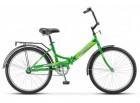Велосипед 24' складной Десна-2500 14' Зелёный Z010 LU084620