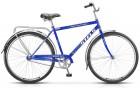 Велосипед 28' дорожный STELS NAVIGATOR-300 Gent хаки, 1ск., 20' + корзина