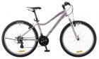 Велосипед 26' рама женская STELS MISS-5000 аметистовый, 21 ск., 17'