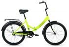 Велосипед 24' складной ALTAIR CITY 24 светло-зеленый/серый, 16' RBKT0YN41004