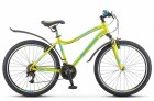 Велосипед 26' рама женская STELS MISS-5000 V золотистый, 21 ск., 15' (2020) V041 LU084566