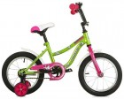 Велосипед 14' NOVATRACK NEPTUNE салатовый 143 NEPTUN.GN 9