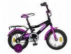 Велосипед 12' NOVATRACK COSMIC черный 123COSMIC.BK5