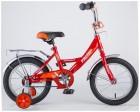 Велосипед 14' NOVATRACK VECTOR красный 143 VECTOR.RD 8