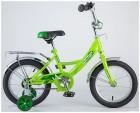 Велосипед 14' NOVATRACK VECTOR зеленый 143 VECTOR.GN 8