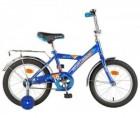 Велосипед 12' NOVATRACK TWIST синий 121 TWIST.BL 7
