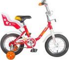Велосипед 12' NOVATRACK MAPLE красный 124 MAPLE.RD 7