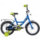 Велосипед 14' NOVATRACK URBAN синий 143 URBAN.BL 9