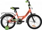 Велосипед 14' NOVATRACK VECTOR оранжевый 143 VECTOR.OR 9
