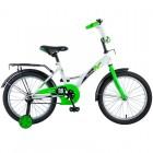 Велосипед 18' NOVATRACK STRIKE белый-зеленый 183 STRIKE.WTG 8