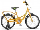 Велосипед 16' STELS TALISMAN желтый 11'