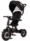 Велосипед 3х-колесный складной RITO Q-Play 10'/8', своб. ход пер. колеса, накл.спин., черный QA6B