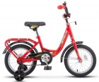 Велосипед 14' STELS FLYTE красный 9,5' Z011/ LU076917