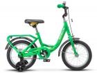 Велосипед 14' STELS FLYTE зеленый 9,5' Z011/ LU078123