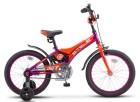 Велосипед 14' STELS JET фиолетовый/оранжевый 8,5' Z010/ LU085915