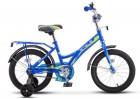 Велосипед 14' STELS TALISMAN синий 9,5' Z010
