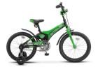 Велосипед 14' STELS JET черный/зеленый 8,5' Z010/ LU085918