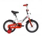 Велосипед 14' NOVATRACK STRIKE белый-красный 143STRIKE.WTR20