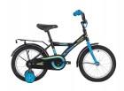 Велосипед 16' NOVATRACK FOREST черный 161FOREST.BK21