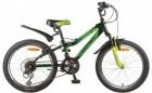 Велосипед 20' хардтейл NOVATRACK FLYER зеленый, 12 ск. 20SH 12V.FLYER.GN 7