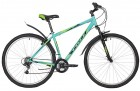 Велосипед 29' хардтейл, рама алюминий FOXX AZTEC аквамарин, 20' 29SHV.AZTEC.20TQ9