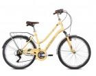 Велосипед 26' дорожный STINGER VICTORIA бежевый, 17' 26SHV.VICTOR.17BG10 (А21)