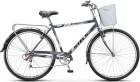 Велосипед 28' дорожный STELS NAVIGATOR-350 Gent, коричневый, 7ск., 20' + корзина