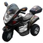 Скутер на аккумуляторе TOYS 80*41*45см, 6 V/4,5 Ah, черный HL-238B