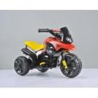 Мотоцикл на аккумуляторе TOYS 66*28*32см, 6 V/4,5 Ah/15W, красный RD-008R (19)