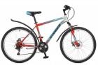 Велосипед 26' хардтейл STINGER CAIMAN D диск, оранжевый, 18' 26 SHD.CAIMD.18 OR7