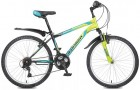 Велосипед 26' хардтейл STINGER CAIMAN зеленый, 14' 26 SHV.CAIMAN.14 GN7 (18)