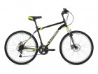 Велосипед 26' хардтейл STINGER CAIMAN D диск, черный, 16' 26 SHD.CAIMAND.16 BK9 (20)