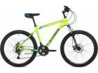 Велосипед 26' хардтейл, рама алюминий STINGER ELEMENT D диск,зеленый,21ск, 18' 26 AHD.ELEMD.18 GN9