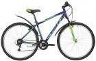 Велосипед 29' хардтейл, рама алюминий FOXX ATLANTIC V-brake, синий, 18' 29AHV.ATLAN.18BL9