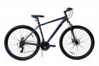 Велосипед 29' хардтейл STELS NAVIGATOR-900 V серый/синий 2019, 21ск., 17,5'