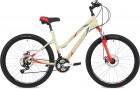 Велосипед 26' рама женская, алюм. STINGER LAGUNA D диск, бежевый, 17' 26 AHD.LAGUNAD.17 BG 9