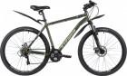 Велосипед 27,5' хардтейл STINGER CAIMAN D диск, зеленый, 18' 27 SHD.CAIMAND.18 GN 0