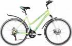 Велосипед 26' хардтейл, рама женская STINGER LATINA D диск, зеленый, 19' 26 SHD.LATINAD.19 GN 0