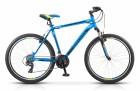 Велосипед 26' хардтейл ДЕСНА-2610 V синий/чёрный, 21ск., 20' LU073734
