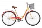 Велосипед 28' городской, рама женская FOXX VINTAGE бежевый, 18' + корзина 28SHC.VINTAGE.18BG1 (А21)