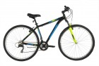 Велосипед 29' хардтейл, рама алюминий FOXX ATLANTIC черный, 18' 29AHV.ATLAN.18BK1